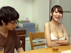 woman on to sister showing underwears 8153