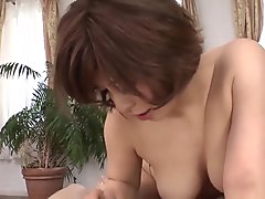 Naked Milf Ririsu Ayaka Throats Dick In Fantastic Scenes