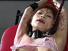 Asian hottie Miina Yoshiwara enjoys in some really rough toying