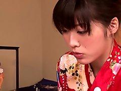 Fabulous Japanese girl in Incredible HD, Big Tits JAV clip